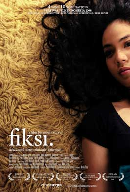Fiksi. - 11 x 17 Movie Poster - Style A