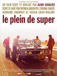 Fill 'er Up with Super - 11 x 17 Movie Poster - French Style A
