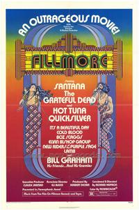 Fillmore - 43 x 62 Movie Poster - Bus Shelter Style A