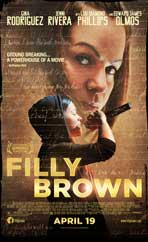 Filly Brown - 11 x 17 Movie Poster - Style A