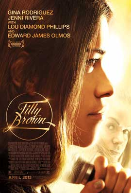 Filly Brown - 11 x 17 Movie Poster - Style B