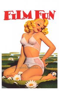 Film Fun - 27 x 40 Movie Poster - Style B