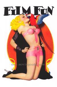 Film Fun - 27 x 40 Movie Poster - Style F