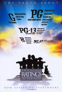 Film Ratings - 27 x 40 Movie Poster - Style B