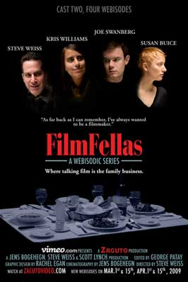 FilmFellas: Masters of Non-Fiction - 43 x 62 Movie Poster - Bus Shelter Style A