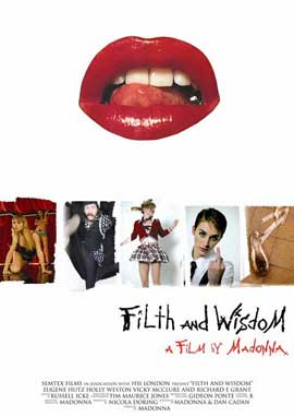 Filth and Wisdom - 27 x 40 Movie Poster - UK Style A