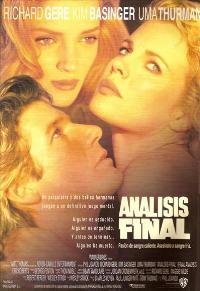 Final Analysis - 27 x 40 Movie Poster - Spanish Style A