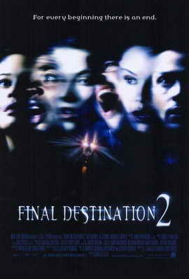 Final Destination 2 - 11 x 17 Movie Poster - Style A