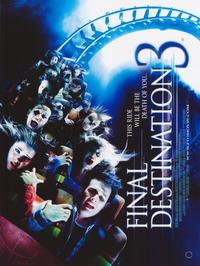 Final Destination 3 - 30 x 40 Movie Poster - Style A