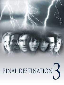 Final Destination 3 - 11 x 17 Movie Poster - Style C