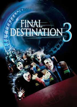 Final Destination 3 - 11 x 17 Movie Poster - Style E
