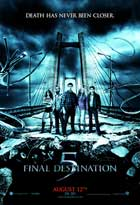 Final Destination 5 - 11 x 17 Movie Poster - Style C
