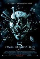 Final Destination 5 - 27 x 40 Movie Poster - Style C
