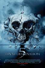 Final Destination 5 - 27 x 40 Movie Poster - UK Style A
