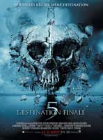 Final Destination 5 - 43 x 62 Movie Poster - French Style B