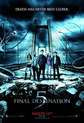 Final Destination 5 - 27 x 40 Movie Poster - Style A