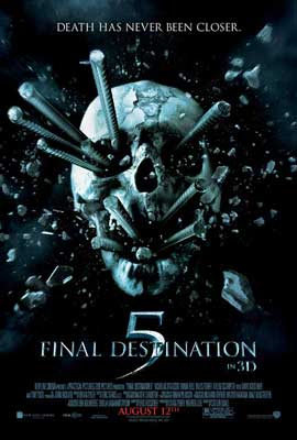 Final Destination 5 - 11 x 17 Movie Poster - Style E