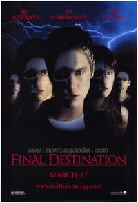 Final Destination - 27 x 40 Movie Poster - Style A