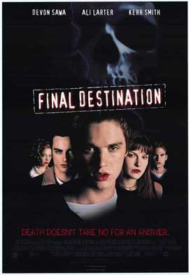 Final Destination - 11 x 17 Movie Poster - Style C