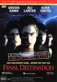 Final Destination - 27 x 40 Movie Poster - Australian Style A