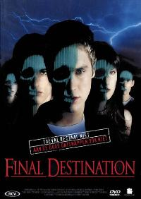 Final Destination - 11 x 17 Movie Poster - Danish Style A