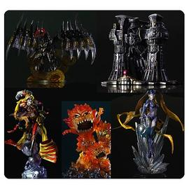 Final Fantasy: The Spirits Within - Creatures Volume 5 Kai Mini-Figure 5-Pack
