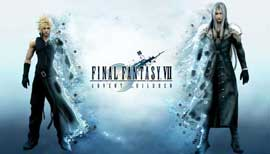 Final Fantasy VII: Advent Children - 11 x 17 Movie Poster - Style B