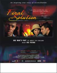 Final Solution - 43 x 62 Movie Poster - Bus Shelter Style A