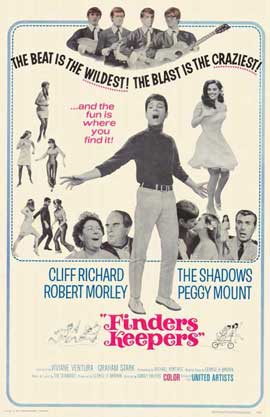 Finders Keepers - 11 x 17 Movie Poster - Style A