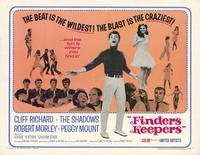 Finders Keepers - 11 x 14 Movie Poster - Style C