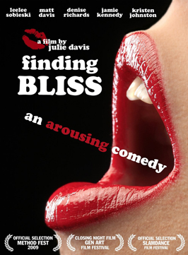 Finding Bliss - 11 x 17 Movie Poster - Style A