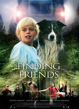 Finding Friends - 11 x 17 Movie Poster - Style A