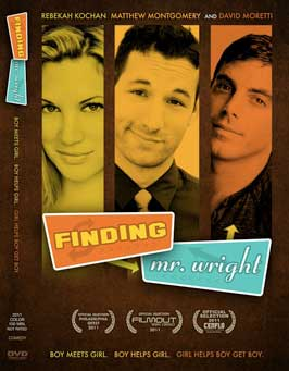 Finding Mr. Wright - 11 x 17 Movie Poster - Style B