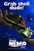 Finding Nemo - 27 x 40 Movie Poster - Style C