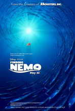 Finding Nemo - 27 x 40 Movie Poster - Style D