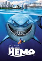 Finding Nemo - 27 x 40 Movie Poster - Russian Style B