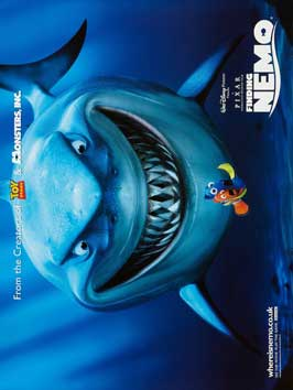 Finding Nemo - 27 x 40 Movie Poster - UK Style A