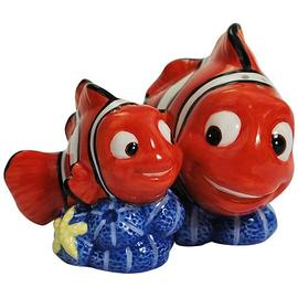 Finding Nemo - Marlin and Nemo Salt and Pepper Shakers
