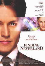 Finding Neverland - 27 x 40 Movie Poster - Style A