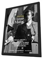 Finding Vivian Maier - 11 x 17 Movie Poster - Style A - in Deluxe Wood Frame