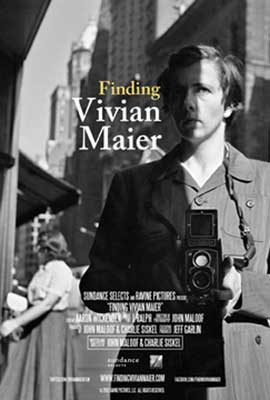 Finding Vivian Maier - 11 x 17 Movie Poster - Style A