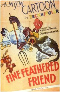 Fine Feathered Friend - 43 x 62 Movie Poster - Bus Shelter Style A