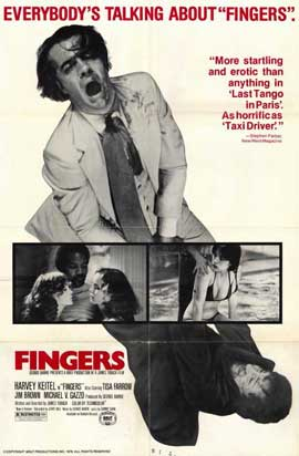 Fingers - 11 x 17 Movie Poster - Style A