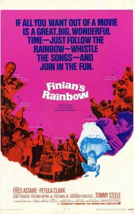 Finian's Rainbow - 11 x 17 Movie Poster - Style A