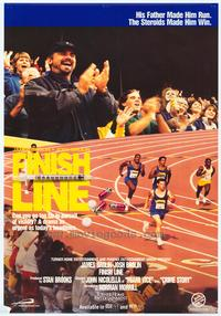 Finish Line - 11 x 17 Movie Poster - Style A