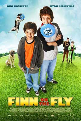 Finn on the Fly - 11 x 17 Movie Poster - Style A