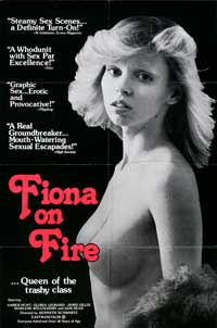 Fiona on Fire - 11 x 17 Movie Poster - Style A