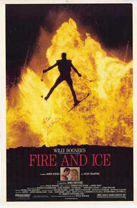 Fire and Ice - 27 x 40 Movie Poster - Style A