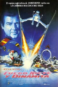 Fire and Ice - 27 x 40 Movie Poster - Spanish Style A