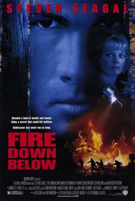 Fire Down Below - 11 x 17 Movie Poster - Style A